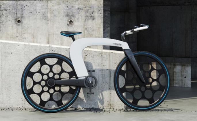 NCycle-folding-electric-bik