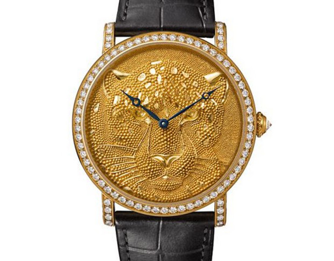 Rotende-de-Cartier-42mm-Panther-with-Granulation-watch-2