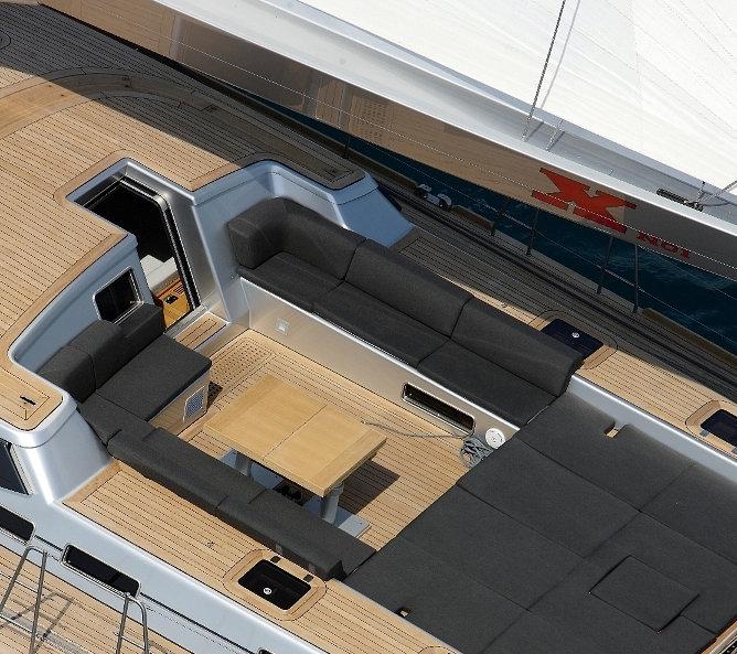 Xnoi Yacht - Exterior