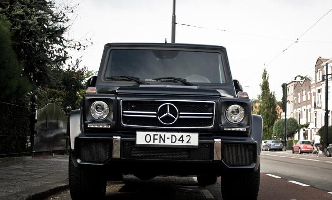 1Mercedes-Benz-G-55-AMG