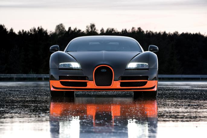 Phiên bản Super Sport của Veyron