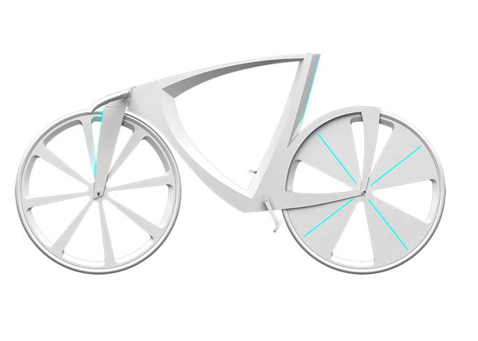 Levitation-Bike