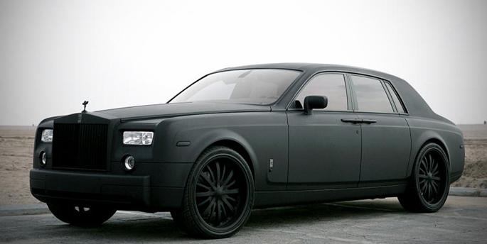 Rolls-Royce-Matt