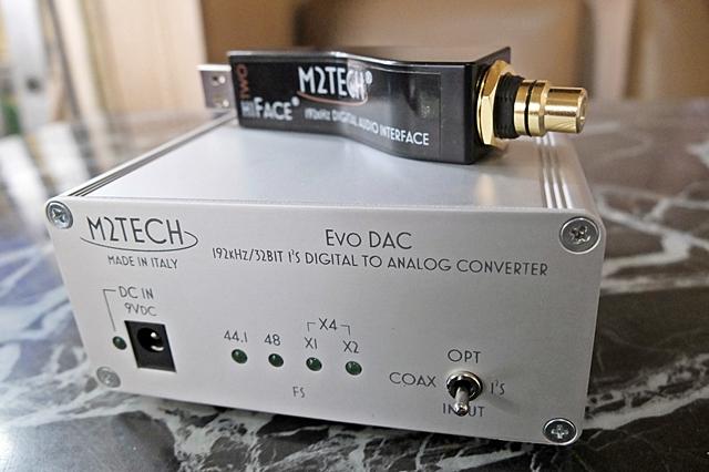 Evo DAC cực kỳ phù hợp với nhạc số