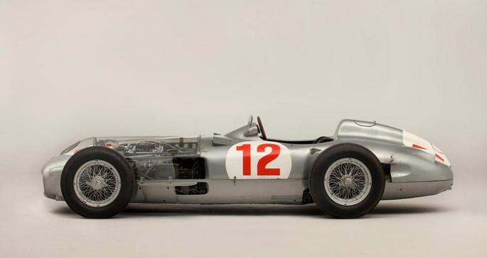 Mercedes-F13